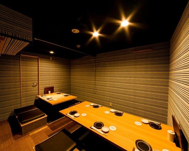 若狭湾、越前産の新鮮魚介を使った福井のアンテナ居酒屋「越前若狭 鯖街道」