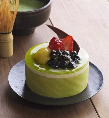 銀座コージーコーナーは4月7日(金)より、全国の生ケーキ取扱店舗で宇治抹茶を使った季節限定スイーツ7品を新発売する