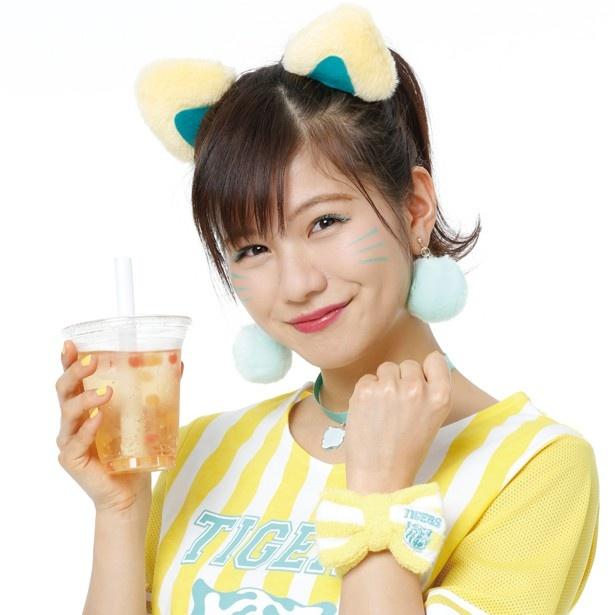 谷川愛梨おすすめ!「つぶつぶジンジャー」(450円)