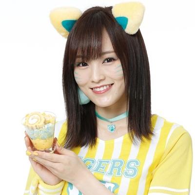 山本 彩おすすめ!「TORACOディッピンドッツパフェ」(500円)
