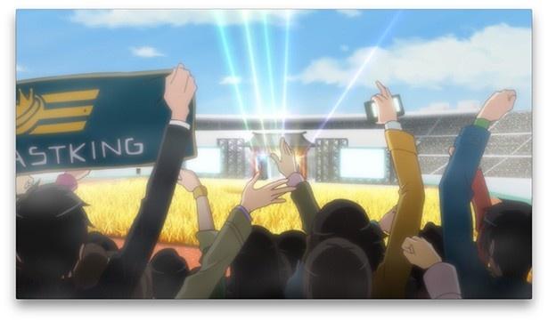 お米の擬人化5人がハーベスターを目指す!春アニメ「ラブ米」第1話先行カットが到着