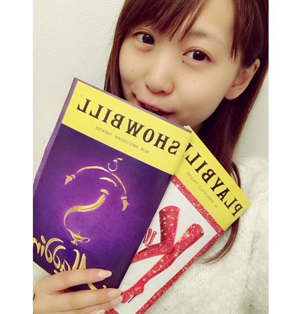 i☆Risゆうちゃん、ブロードウェイから持ち帰った2冊を語る!