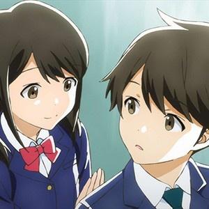 岸誠二が描くオリジナル恋愛アニメ。「月がきれい」第1話先行カットが到着