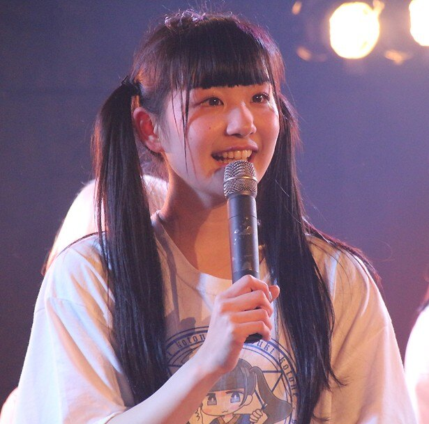 19歳の目標を聞かれ「5月17日(水)、18日(木)の(東京・Shibuya O-EASTでの)ワンマンライブを成功させるっていうのが最初の目標です!」