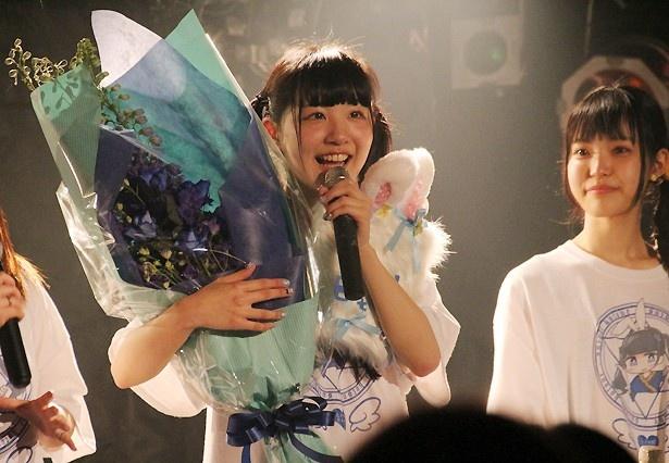 「FES☆TIVEという居場所ごと、鈴木ことねを愛してくれてありがとう!」とファンに感謝する