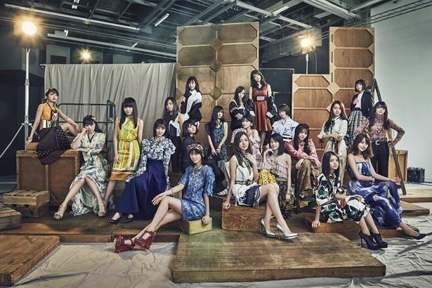乃木坂46が「GirlsAward」最多出演アーティスト記録を更新!