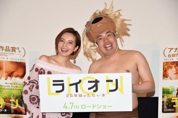 「LION/ライオン~25年目のただいま~」は4月7日(金)からTOHOシネマズみゆき座他、全国ロードショー