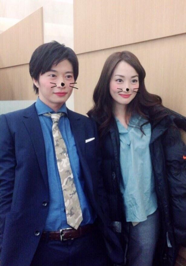 4月6日(木)にスタートする「恋がヘタでも生きてます」(日本テレビ系)は、楽しく撮影が進んでいるようだ