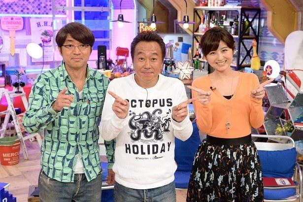 4月7日(金)にゲストの深層心理を丸裸にする「さまぁ~ずチャート A OR B」(テレビ朝日系)第2弾を放送!