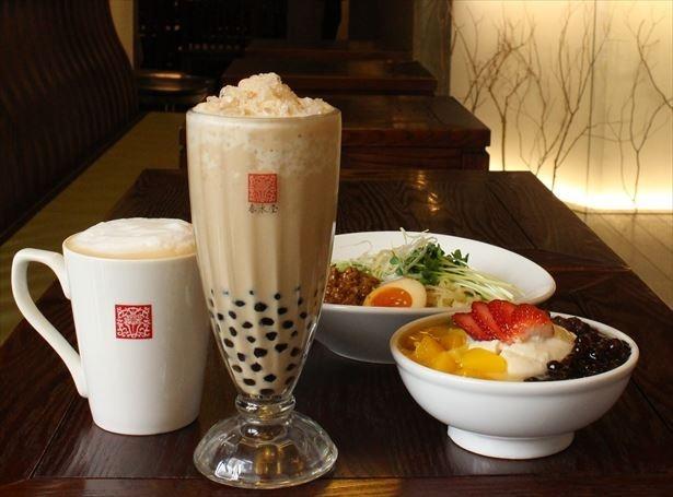 台湾カフェ「春水堂」を運営するオアシスティーラウンジは、4月25日(火)に、関西初出店となる「西宮ガーデンズ店」をオープンする