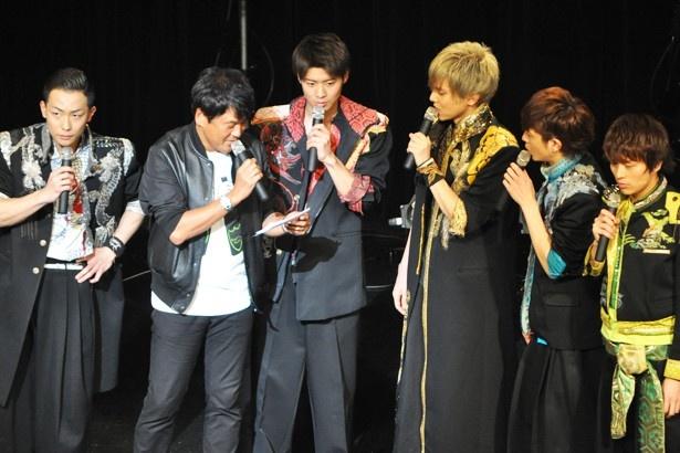 大阪公演で国盗り合戦の採点方法&下剋上ルールが発表された