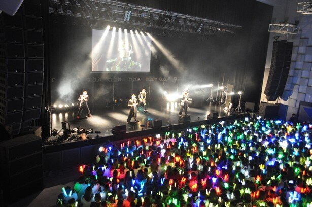 大阪公演では誠ステージとYankee5ステージの2公演が行われた