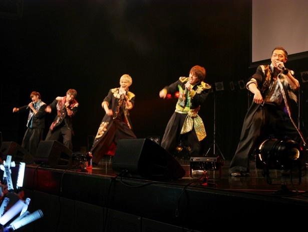 大阪公演・Yankee5ステージ