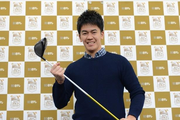 武井壮のゴルフ番組「武井壮のゴルフ コロッセオ」がスタート!