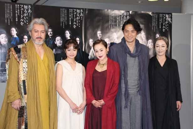 フランスの劇作家「ジャン・ラシーヌ」が書き上げた傑作「フェードル」が大竹しのぶ、門脇麦らで舞台に