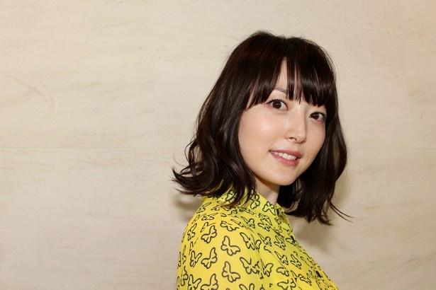 『夜は短し歩けよ乙女』で黒髪の乙女を演じた花澤香菜にインタビュー!