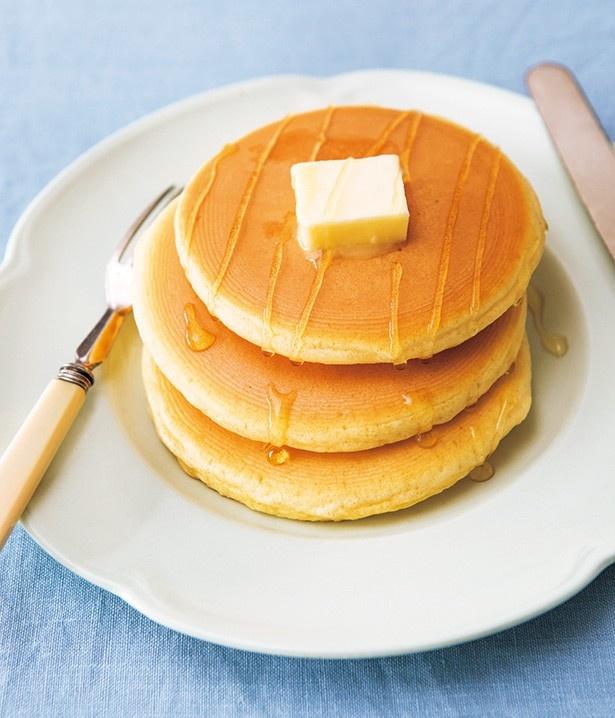 【写真を見る】メレンゲ作りに失敗しても大丈夫! パンケーキにしておいしく復活させて