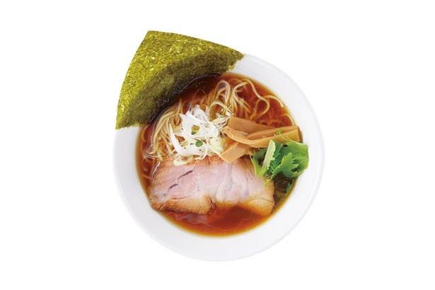 麺屋ちぇるしー/昼らーめん(690円)