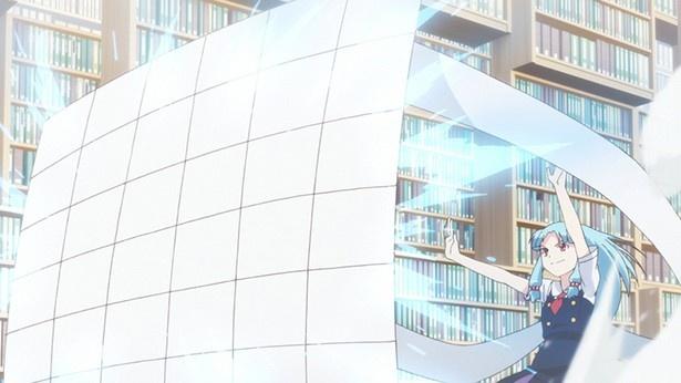 「つぐもも」第2話先行カットが到着。図書室に閉じ込められたかずやたちのとった行動とは…