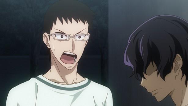 「弱虫ペダル NEW GENERATION」第14話の先行カットが到着。手嶋と古賀が勝負!