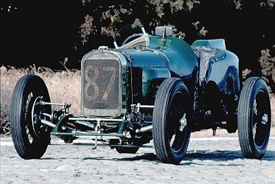 「サンビーム グランプリ」(1922年)