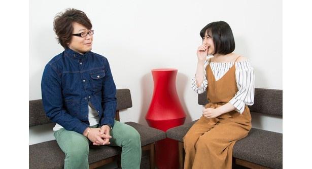 谷口悟朗最新作「ID-0」より興津和幸×津田美波対談インタビューを一部掲載!