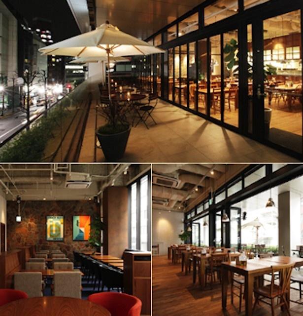 """【写真を見る】渋谷で人気のカフェ「Royal Garden Cafe渋谷」が2週間限定で""""キレイ生まれるコラーゲンMeetsカフェ""""に!"""