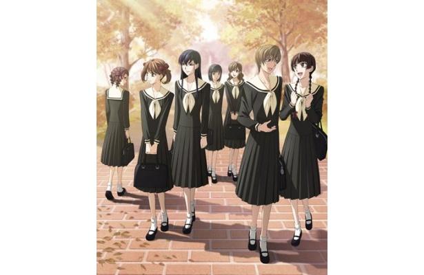 リリアン女学園に通う乙女たちの姿を描いた学園ドラマ「マリア様がみてる」