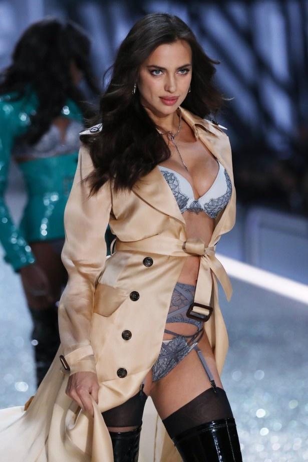 抜群の美貌とプロポーションでモデルとして活躍するイリーナ