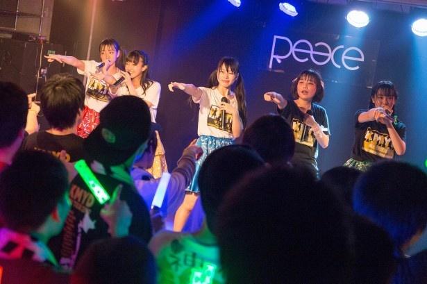 神宿の5人が福岡公演で躍動!