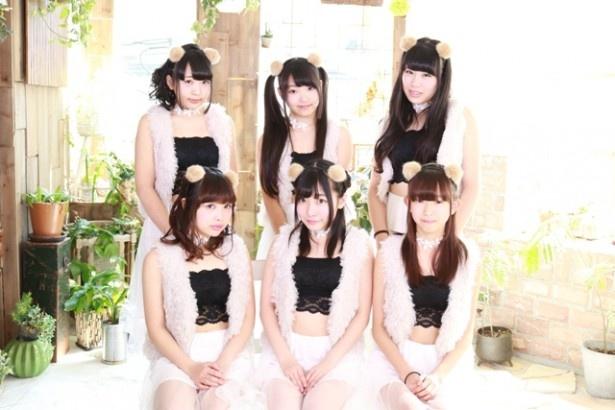 大阪市浪速区のアイドルユニット・AnimalBeastが1stマキシシングル「Animal Park of Story」を全国発売することが決定