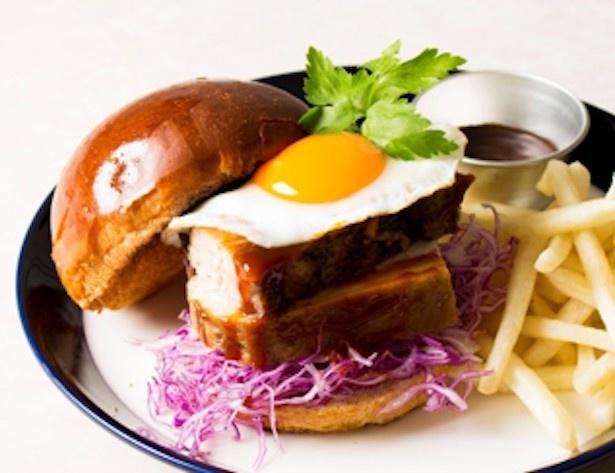 """先着300個限定でハンバーガーが無料!?横浜に""""グルメバーガーカフェ""""がオープン!"""