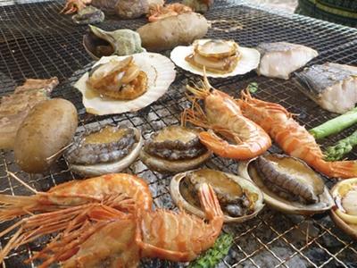 よってけ市/上ノ国産の海の幸・山の幸を使用した超豪華BBQ 他にもおすすめのグルメイベントが…