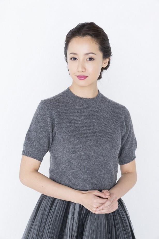 4月12日(水)スタートの「母になる」(日本テレビ系)で、戸惑い、葛藤しながらも、母として成長していく結衣を演じる沢尻エリカ