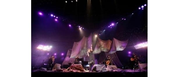 ラストライブとなった「MTV Unplugged ayaka」