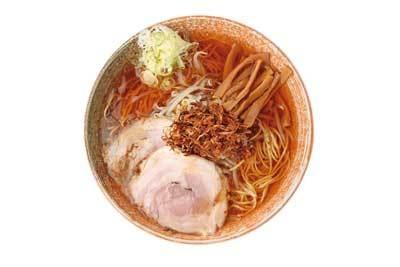 覆麺(780円)。アンガーラ!(意:いただきます!)