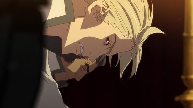 アザゼルがニーナに接近!「神撃のバハムート VIRGIN SOUL」第2話先行カットが到着