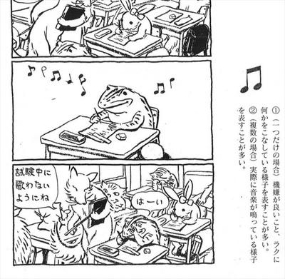 ギガタウン-漫符図譜-