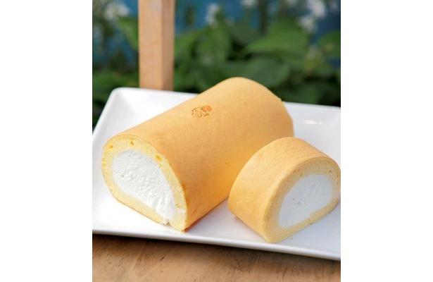 はらドーナッツ同様、豆乳感たっぷりのシンプルでヘルシーな味わいが特徴ロールケーキが楽しめる「はらドーナッツ」は12/2(水)オープン ※写真は定番の「はらロール 白巻」
