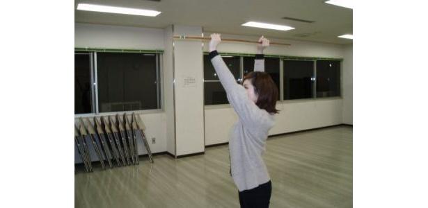[3]「肩甲骨周辺の筋肉を柔軟且つ強くするトレーニング」肩こりにもオススメ!