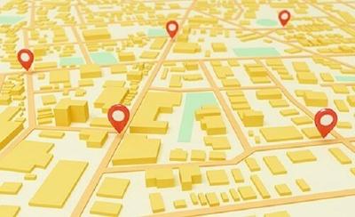 地図データとリンクして新たな楽しみ方が生まれる
