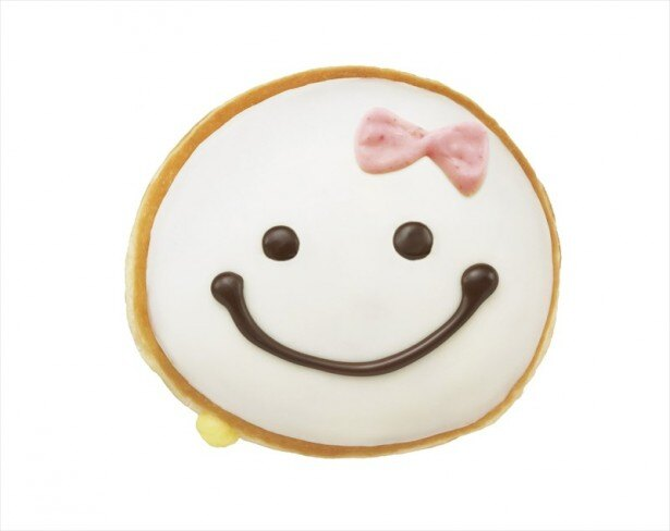 笑顔がかわいい「ママ ドーナツ」
