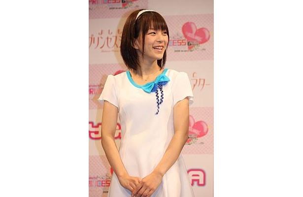 YGAの林沙奈恵さん
