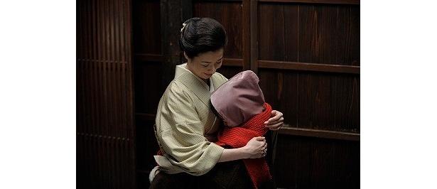 """少女の母親役に檀れい。和服が似合う彼女が、貞淑で心優しき""""昭和の女""""に"""