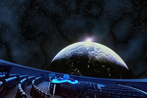 """360度壁に囲まれた世界で""""あの日""""を体感!「進撃の巨人」がプラネタリウムに登場"""