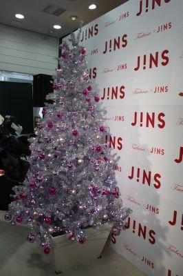 """「クリスマス""""メガネ""""ツリー」"""