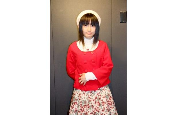 仕事に勉強に奮闘中の高校生声優・悠木碧