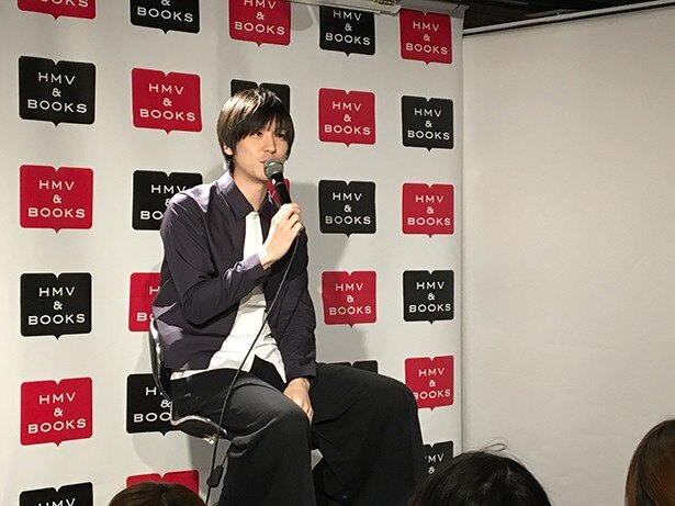 「舞台男子 the document」発売記念 染谷俊之 山本一慶トークショー