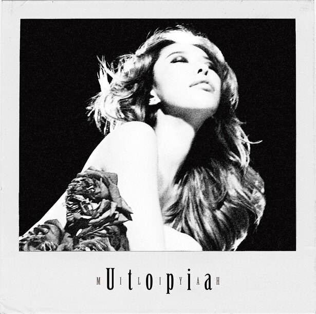 加藤ミリヤ「Utopia」(通常盤)ジャケット