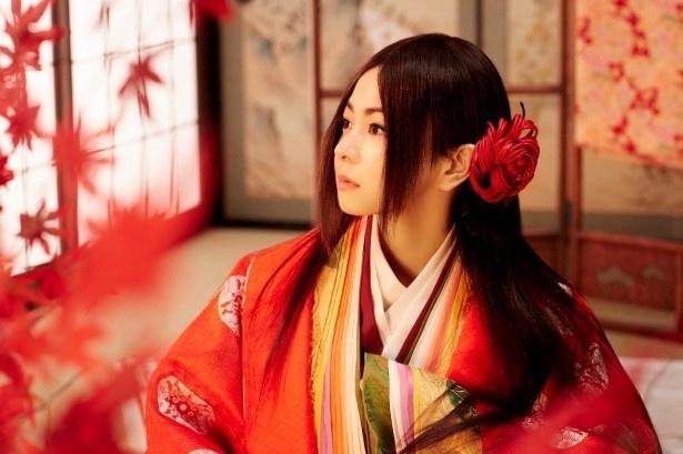 倉木麻衣の新曲「渡月橋 〜君 想ふ〜」がスマッシュヒット中